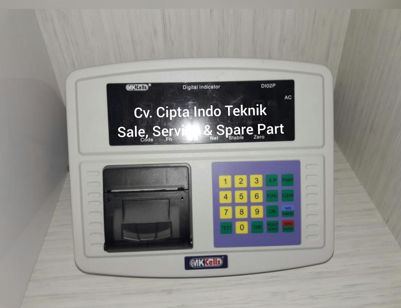 INDIKATOR MK – Di02 P MERK MK – CELLS