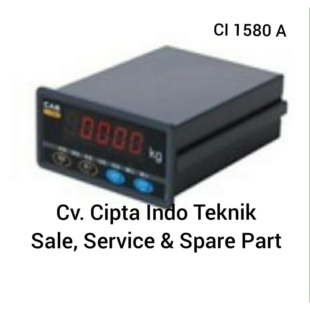 CAS – INDICATOR CI – 1580 A WITH ANALOG